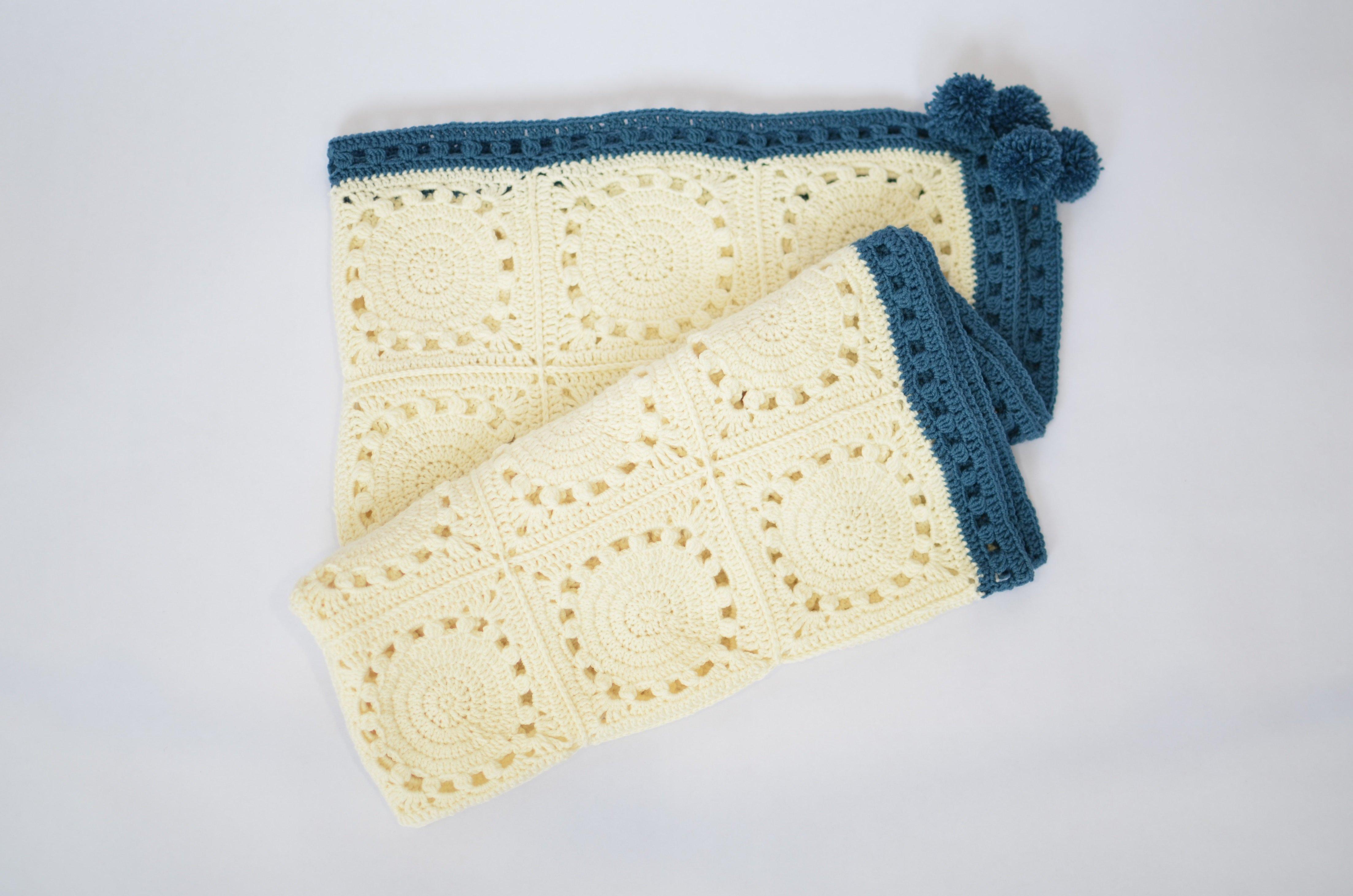 Manta LOLA - Aa Wool
