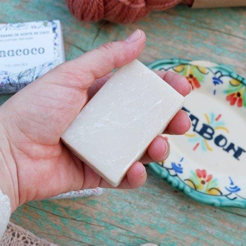 lanacoco jabón