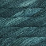 mechita teal feather