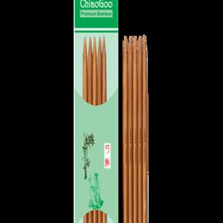 chiaogoo-agujas-de-doble-punta-15-cms-dpn-bamboo