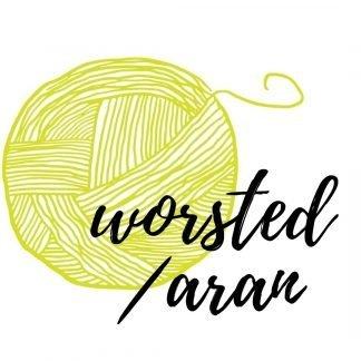 WORSTED/ARAN